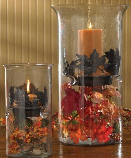 primitive fall decorating   fall table linens   Primitive Home Decors