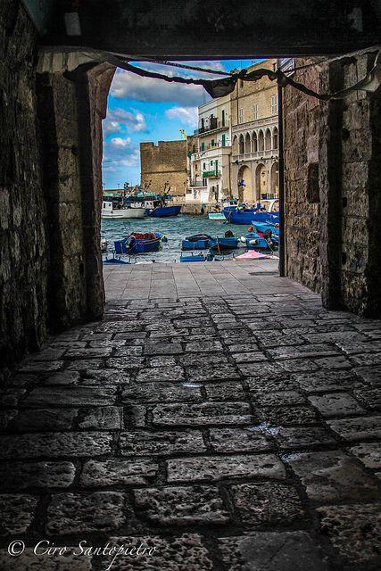 Porto di Monopoli - Puglia