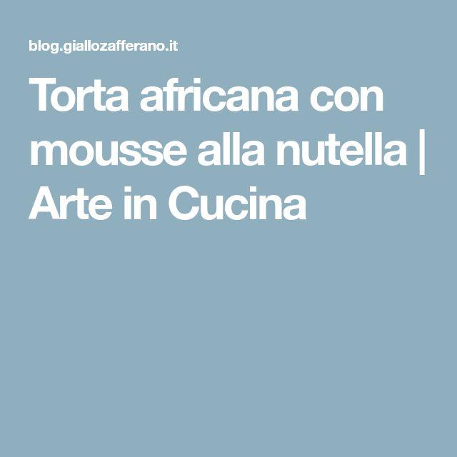 spesso Oltre 25 fantastiche idee su Cucina africana su Pinterest ZB11