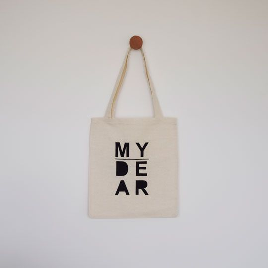 Made By Mee + Co | My Dear Tote