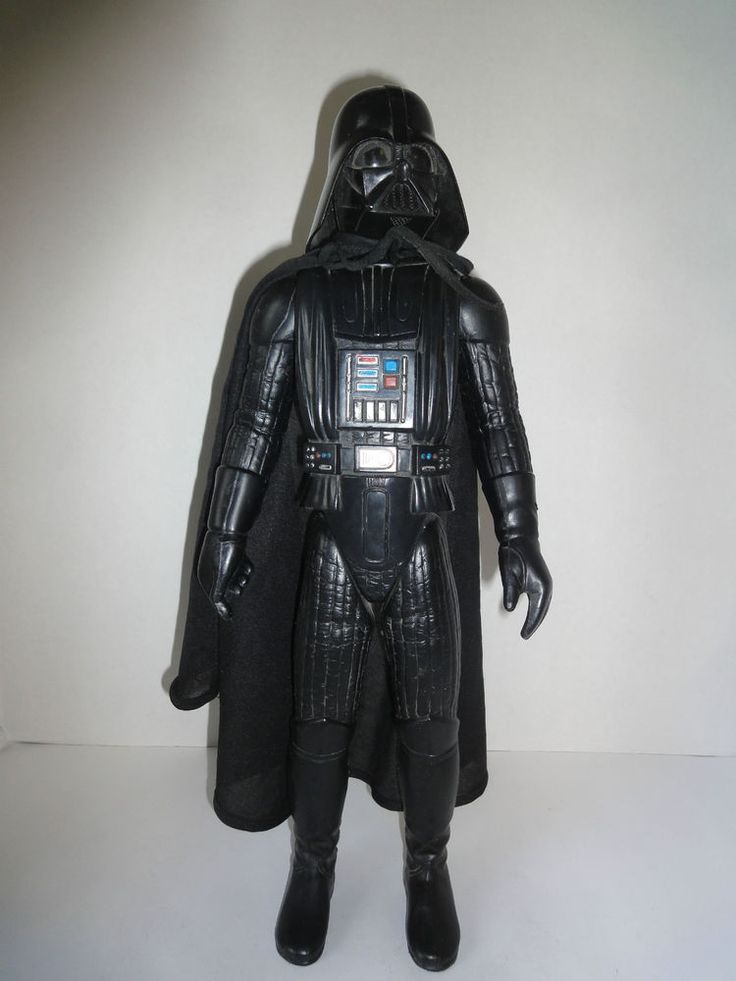 Star Wars Vintage 1978 12 Darth