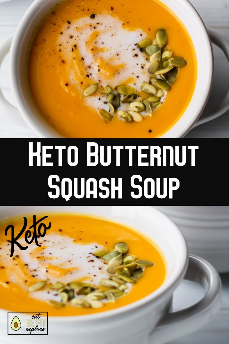 7 Hearty Keto Soups You Need Right Now To Cozy Up Soup Recipes Vegan Recipes Easy Squash Soup