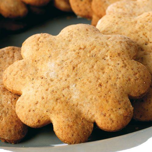 Recept på Glutenfria pepparkakor från - Hemmets Journal