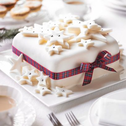 Quick Christmas cake | Christmas baking - Red Online