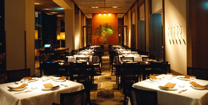 Fantastic baby-friendly high-end restaurant in Tokyo for lunch. Prams welcome and high-chairs available. The Oak Door|Grand Hyatt Tokyo (Roppongi Hills)