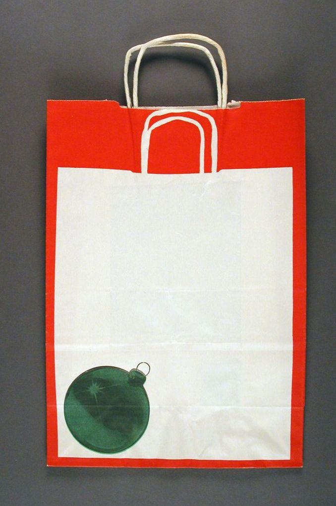 Bauble bag.
