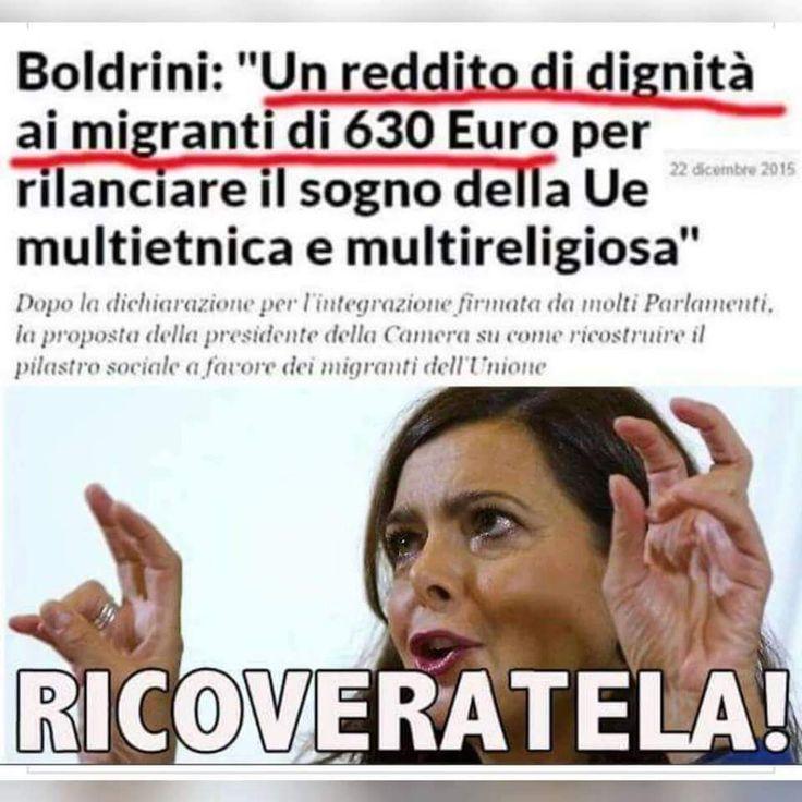 il popolo del blog,notizie,attualità,opinioni : a noi il nulla e solo tasse,ma per l'immigrato ci ...