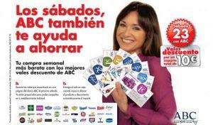 Consigue Vales Descuento de 10 euros con El ABC