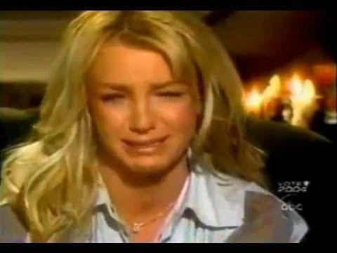 Britney Spears Interview PrimeTime Part 2-3 - YouTube