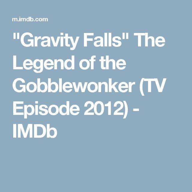 """""""Gravity Falls"""" The Legend of the Gobblewonker (TV Episode 2012) - IMDb"""