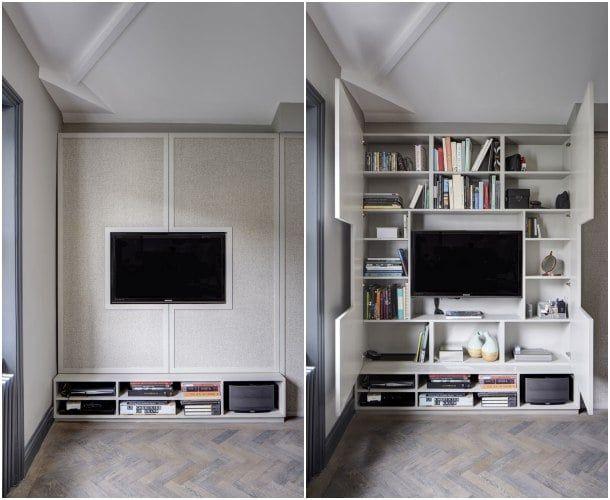 pared con TV