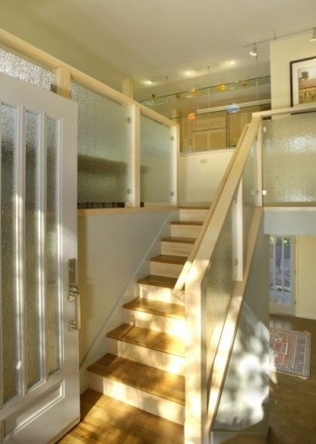 Split Entry Stairway Google Search: 13 Best Images About Glass Stair Rail On Pinterest