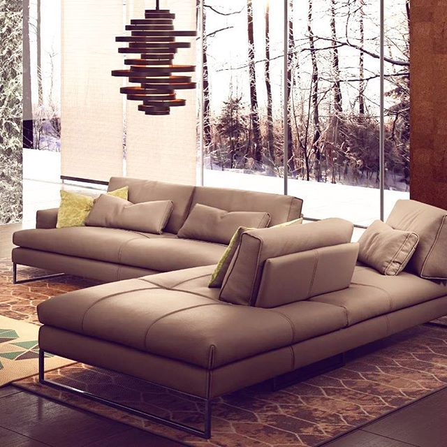 Comfortable, luxurious, Italian leather - the only thing you need in life!! Spoil yourself with some Italian luxury today #madeinitaly #sovereigninteriors - LOUNGE on display at our #sydneyshowroom  @sovereigninteriors #interiors #SovereignInteriors   #interiorhome #interiordesign #sydneyblogger #sydneyhome #luxury #luxuryhome #luxurylifestyle  #italiandesign # #modern #interiorsydney #design #sydney #lifestyle #luxurylife #luxe #trending #20....