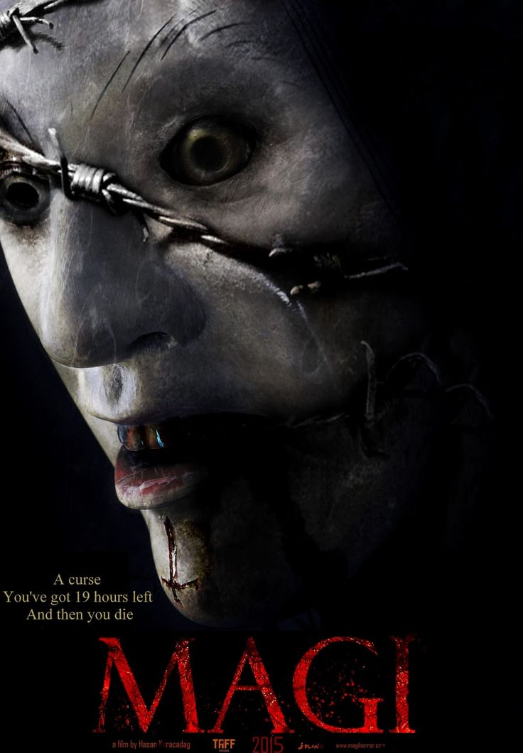 Magi - Review: Magi (2015) is a 2h 12-min Turkish horror film that was shot in Istanbul, Turkey. Director and writer by… #Movies #Movie