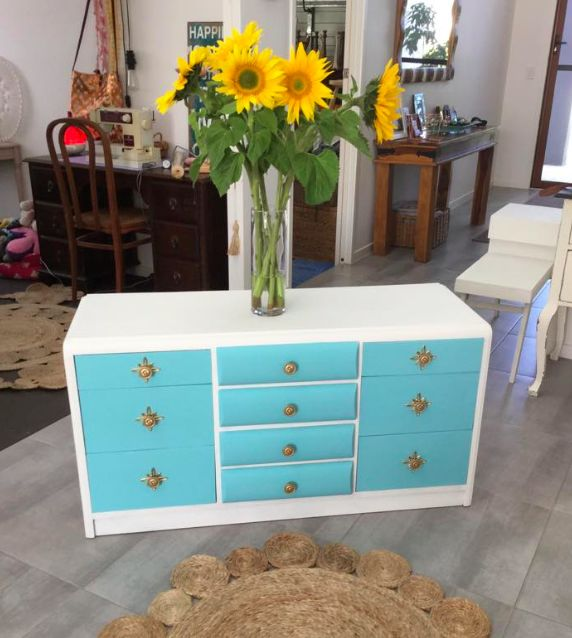 Retro drawers - $150