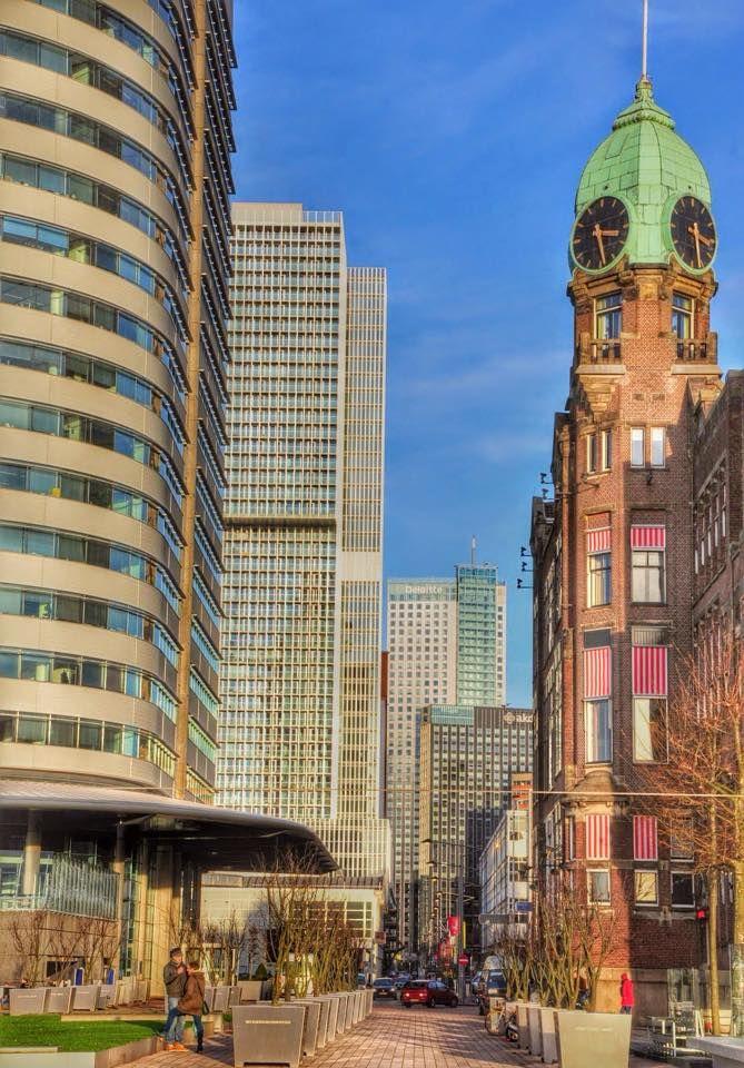 Rotterdam oud en nieuw