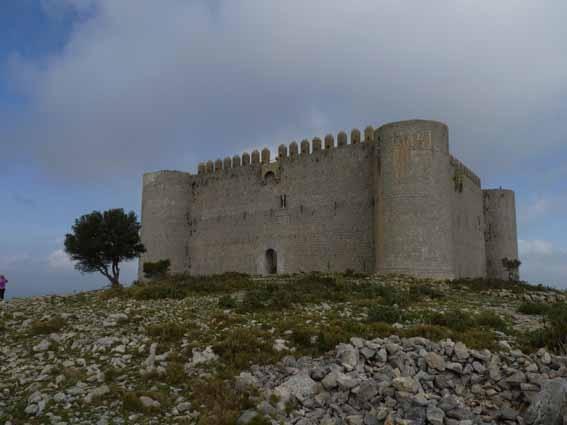 Montgri Castle, Torroella de Montgri, Costa Brava