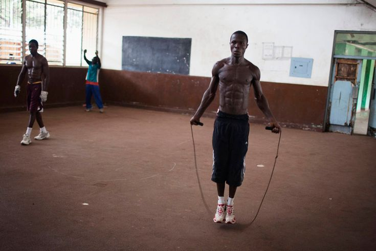 Olympics 2012: Athletes in training - The Big Picture - Boston.com