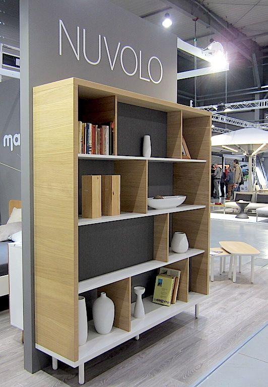 Knihovna - JITONA NUVOLO Design Shaker 2016
