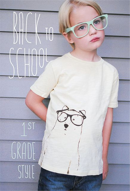 Tips for creating a great kids wardrobe that both you and your kids will love!   momsbestnetwork.com #kids #school