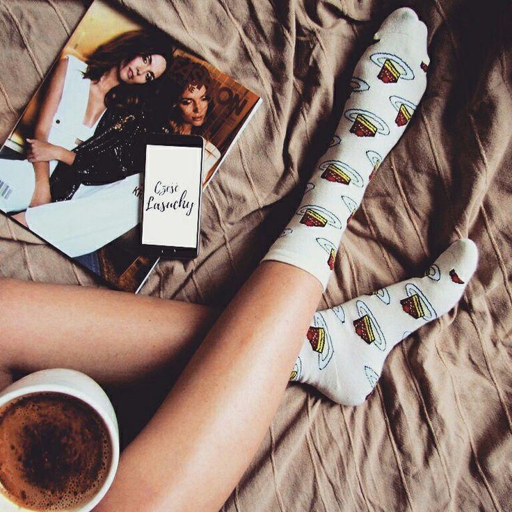 #fashion #candy #chocolate #coffee #jewellery #bizuteria #kawa #huggy #skarpetki #lasuchowo #lasuchowogirls