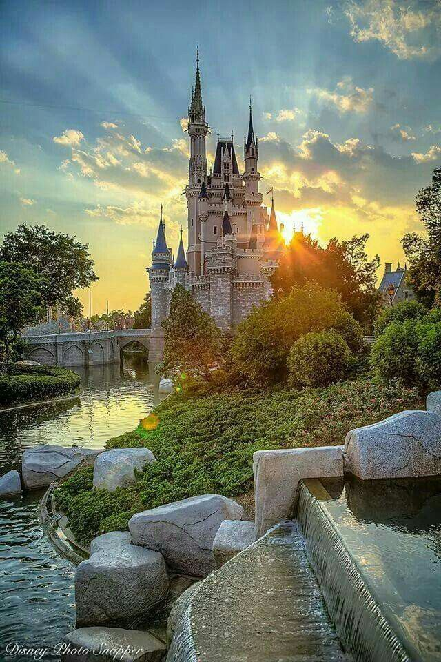 Cinderella Castle Walt Disney FL