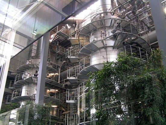 広島市環境局中工場のエコリウム