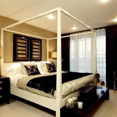 black white gold bedrooms design ideas pictures remodel and decor