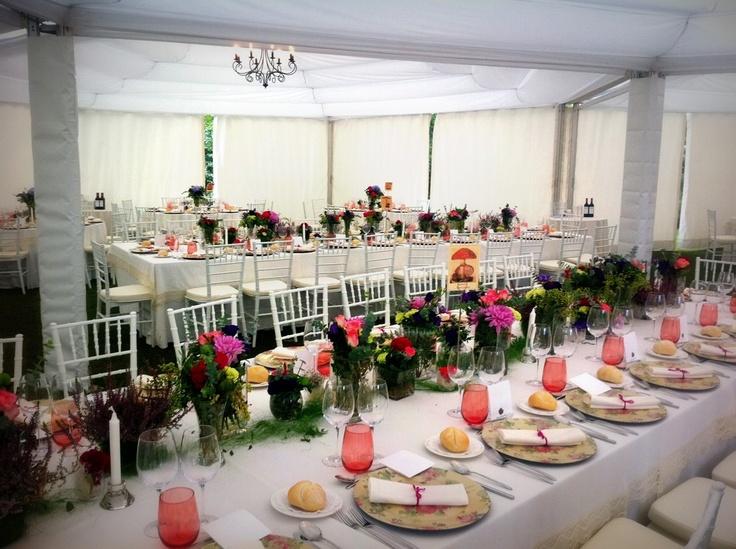 - #Altacazuela #Catering - www.bodamas.com