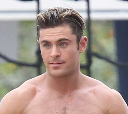 Best Zac Efron Hairstyle Pictures Efron Hairstyle Pictures