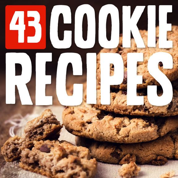43 Scrumptious Gluten-Free Cookie Recipes- there are some really unique cookie recipes on this list! I have tried about 14 of them and they were all great.