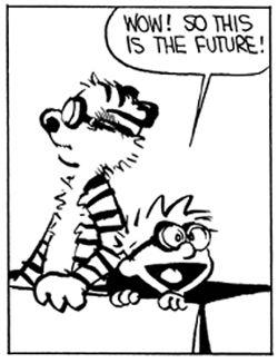 Hobbes Deep - the future