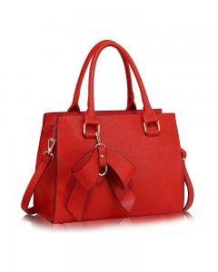 Piros táska Malvinka