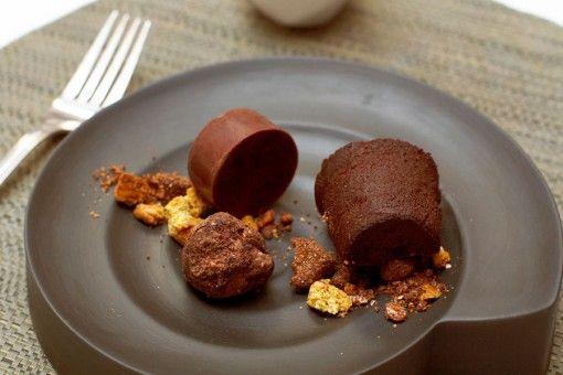 I cioccolati del Birichin  Si tratta di una degustazione di cioccolati piemontesi da assaporare uno dopo l'altro!