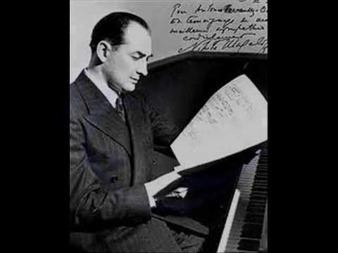 Chopin - Nikita Magaloff (1965) Recital Chopin