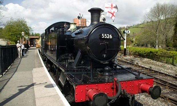 Buckfastleigh Station, South Devon Railway