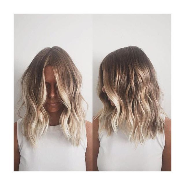 #hmh #hair #haircut #hairdresser #cabelo #beauty #cabeleireiro #cabelos #beautiful #babyliss #ondas #estilo #moda #fashion Ideia. Cabelo bastante pedido. Base reta. Repicado suave. Ondulações. E Chic. Charmoso. Lindo. Show. ✂️✂️