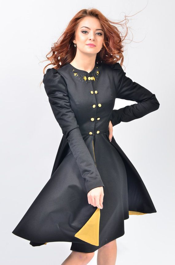 Lorelei is an elegant jacket, very wearable with any occasion. The material used is absolutely divine. The products are made to order so any size will be ready for shipping in 2-3 weeks after payment.    If you dont have a standard size, please send me your measurements following the instructions from this video: https://www.youtube.com/watch?v=TMaGDaDHY_M    S (36) bust: 83cm waist: 64cm hips: 89cm  M (38) bust: 87cm waist: 68cm hips: 93cm  L (40) bust: 91cm waist: 72cm h...
