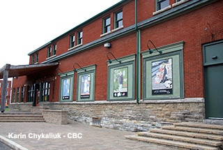 The Station Theatre in Smiths Falls Ontario