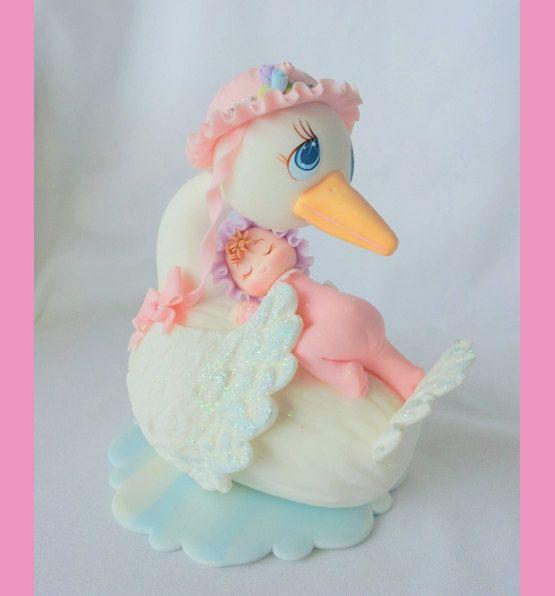 Best 25+ Stork Cake Ideas On Pinterest