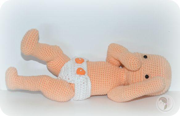 free crochet doll pattern | AmigurumiBB's Blog