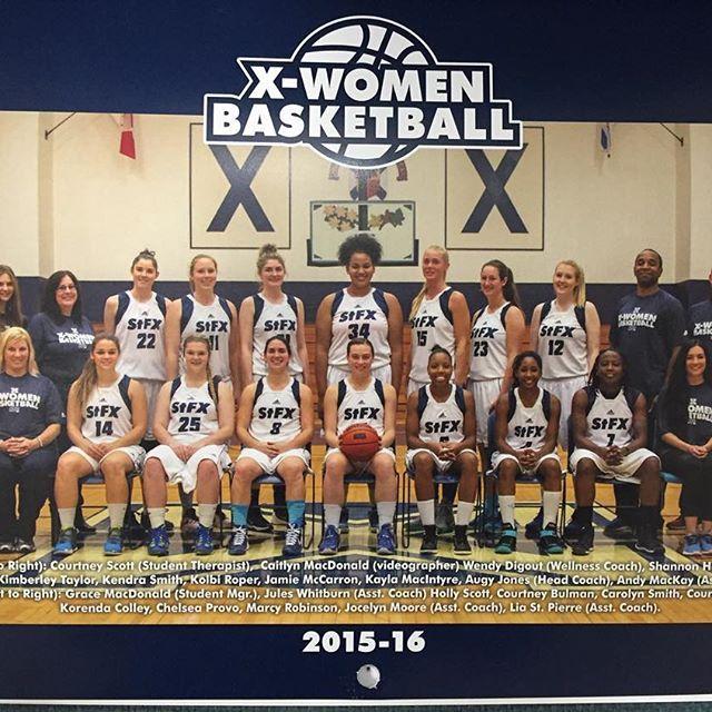 X-Women Basketball is H-O-T-T-O-G-O