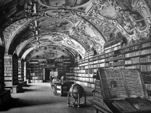 Prague in photographs, 1940s by Karel Plicka