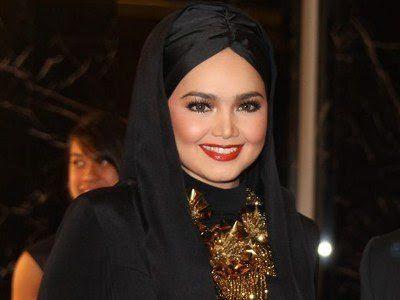 Siti Nurhaliza wanita nombor 3 terkaya di Malaysia