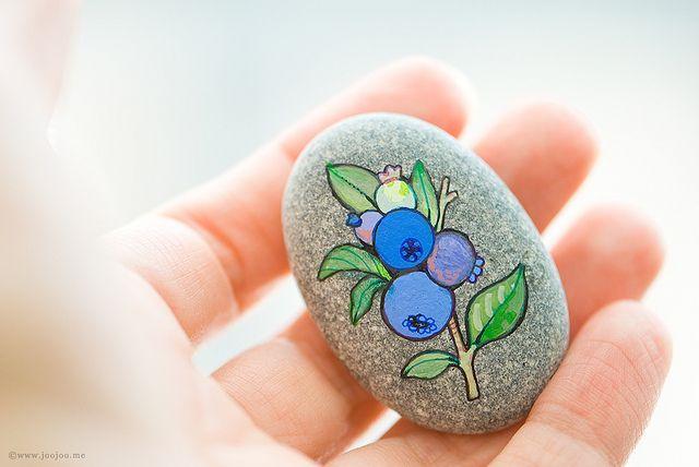 Blueberry by {JooJoo}, via Flickr