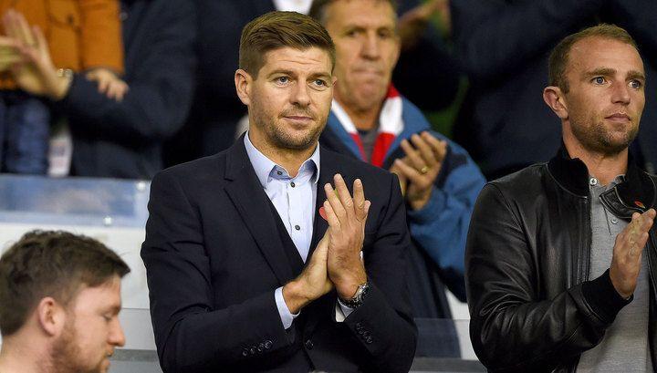 Стивен Джеррард может вернуться в «Ливерпуль» | 24инфо.рф