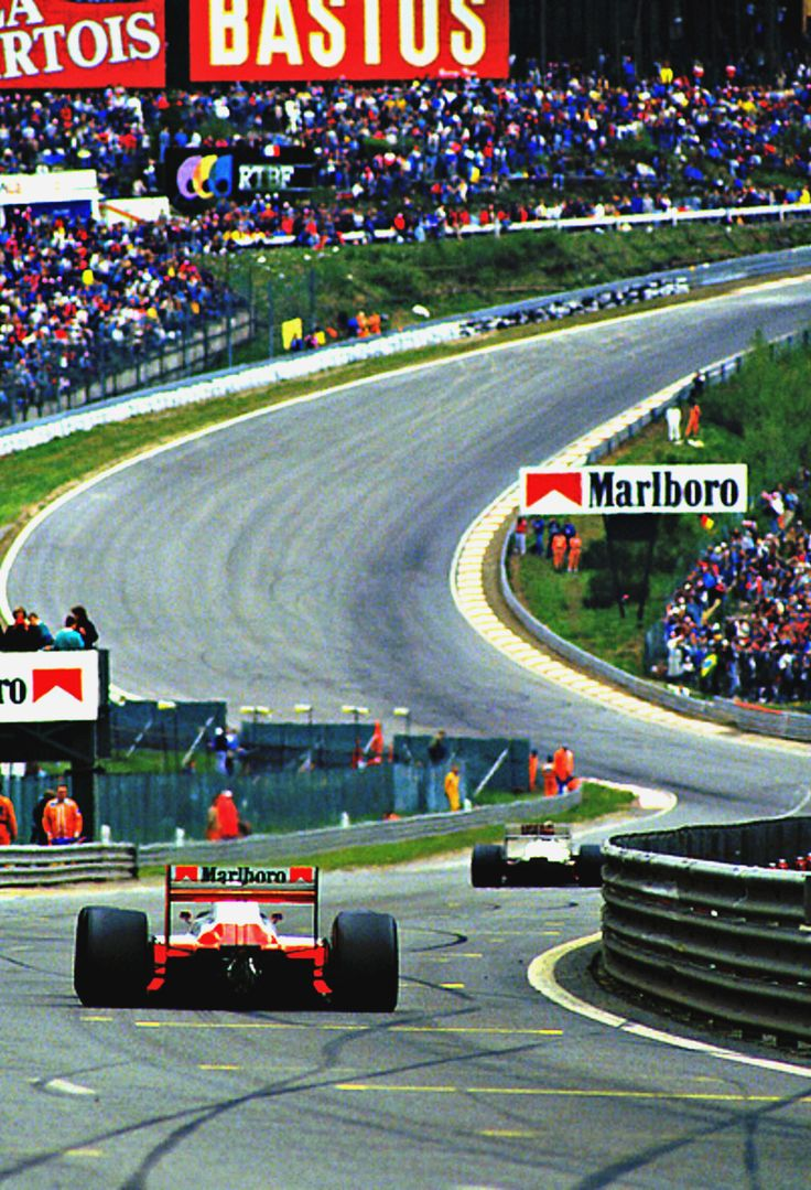 "f1championship: ""Alain Prost l Belgium 1987 """