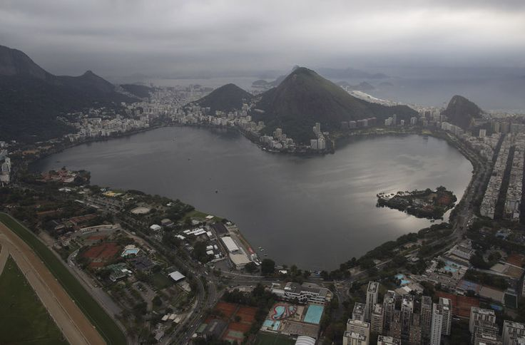 The Rodrigo de Freitas lake, which was largely cleaned up in recent years, was thought to be safe for Olympic rowers and canoeists. But an investigation by The Associated Press found it to be among the most polluted sites.