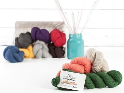 Cascade 220 Superwash Sport offers quality, value and convenience as a DK weight, easy care yarn that's perfect for finer gauge projects.  Made of 100% superwash merino wool, it's a natural choice ...