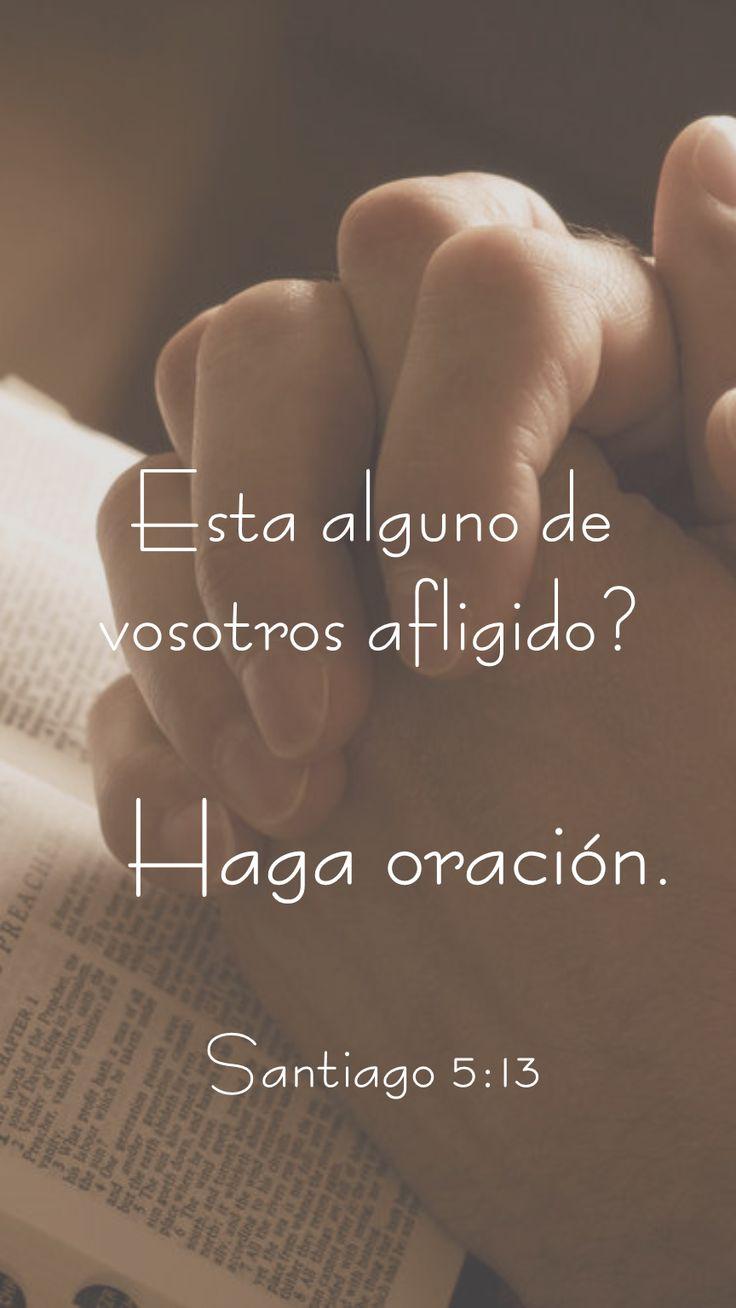 Santiago 5:13 Oracion